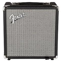 Fender Rumble 15 v3 Bass Combo Amplifier...