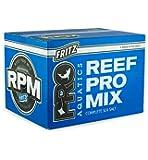 Fritz Aquatics 80243 Reef Pro Mix Complete Marine Salt, 200 Gallon
