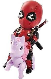 Beast Kingdom Marvel Comics Mea-004 Deadpool Jump Out of 4th Wall Mini Egg Attack Action Figure Bluefin Canada MAR188666