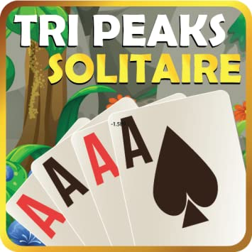 Paradise Tri Peaks Solitaire – Pyramid Towers Solitare Game For Kindle Fire  Free