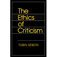 The Ethics of Criticism