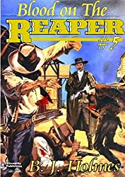 Blood on the Reaper (A Jonathan Grimm Western Book 5)