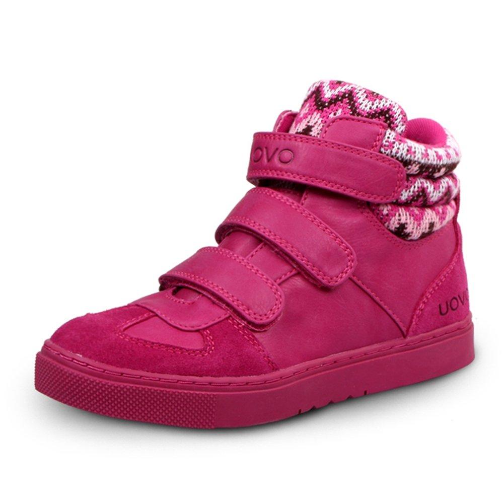 Zarbrina Boys And Girls High Top Sneakers Velcro Strap Athletic Sneaker (Little Kid/Big Kid/Toddler) by Zarbrina Kids