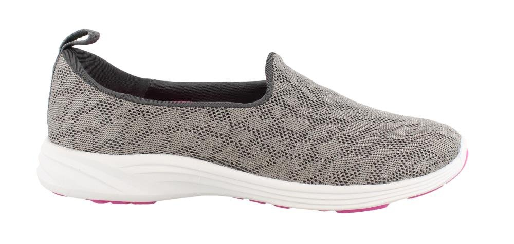 Vionic Women's, Hydra Slip on Shoes B071XHM7SP 11 B(M) US|Gray