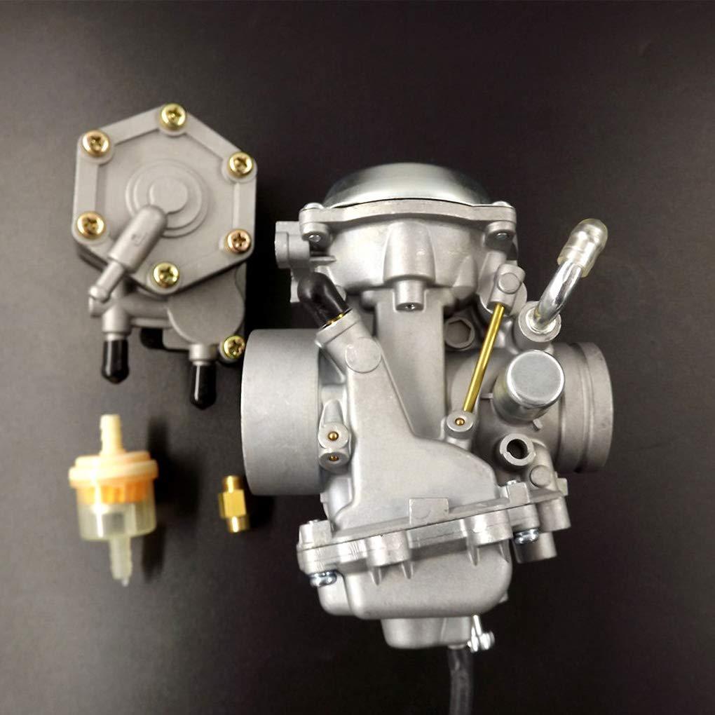 Topker Carburetor Replacement for Polaris Sportsman 500 Fuel Pump 4WD ATV Quad 1996-1998 Motorcycle Accessories by Topker (Image #5)