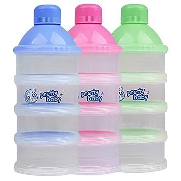 Säuglingsnahrung Milch Pulver Spender Milch Pulver Box tragbare Milchbox Kann