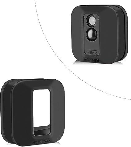 Blink Xt Skin Silikon Skin Für Blink Xt2 Xt Outdoor Home Security Camera Uv Und Wasserabweisend Indoor Blink Xt2 Xt Protecting Case 1 Pack Schwarz Elektronik