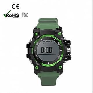 bracelet intelligente extérieure Compteur de Calories Smartwatch Avec Podomètre sommeil Analyse Rappel Sédentaire Télécommande de Caméra et Musique Homme Femme Enfant pour Android iOS