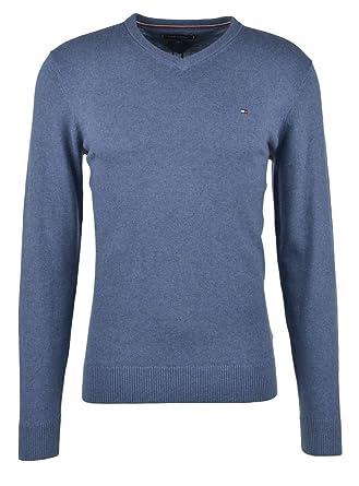 Tommy Hilfiger Herren Pullover  Amazon.de  Bekleidung 10ab72ae1c