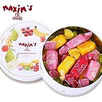 Maxim's 马克西姆 什锦水果太妃糖 混合水果糖 100g(意大利进口)(亚马逊自营商品, 由供应商配送)