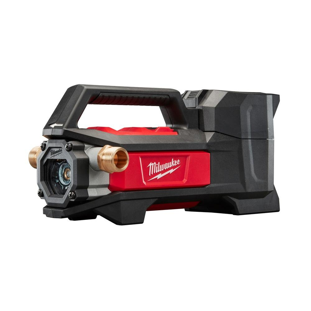 Milwaukee M18 18-Volt Lithium-Ion Transfer Pump Bare Tool (Tool Only) | Hardware Power Tools for Your Construction or Jobsite Needs