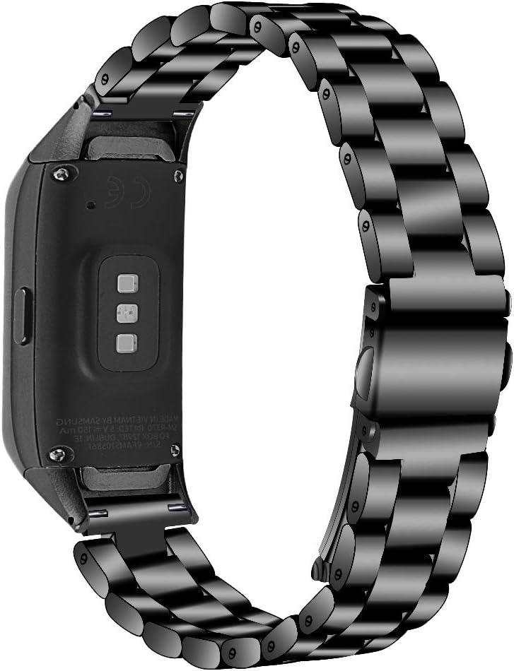 Malla E ECSEM para Samsung Galaxy Fit SM-R370,Negra