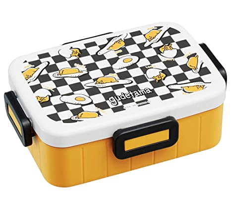 Amazon.com: Sanrio Gudetama Huevo Bento Box Container (22.0 ...