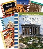 First Civilizations 6-Book Set (Social Studies Readers)