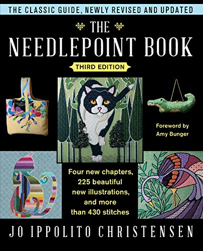 (The Needlepoint Book: New, Revised, and Updated Third Edition)
