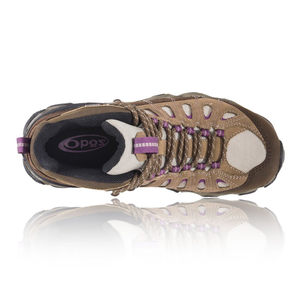 Oboz Women's Sawtooth Mid BDRY Hiking Boot B01GTGO842 10.5 B(M) US|Violet
