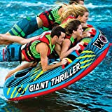 Wow Sports 18-1030 Towable Giant Thriller 4 Person