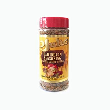 Don Julio Caribbean Seasoning Jumbo 12 oz - Sazonador Caribeño (Pack of 2)