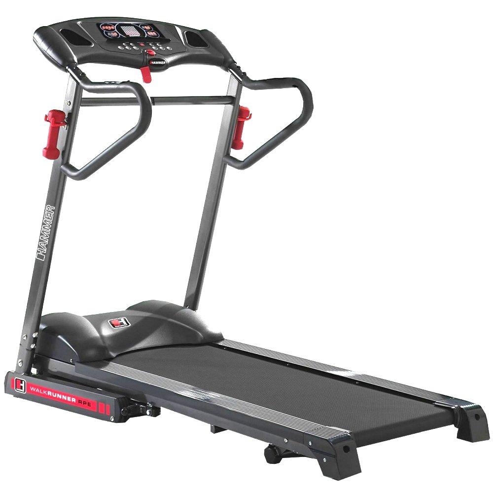 Hammer RPE x - Cinta de Correr para Fitness (para Caminar, Manual ...
