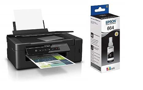 Epson EcoTank ET-2600 5760 x 1440DPI Inyección de tinta A4 ...