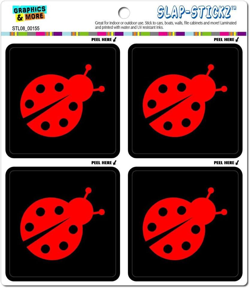 LADY BUG vw beetle Car//Bike//Wall ladybird Sticker