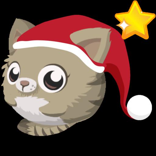 Gato volador Juego de Navidad Juegos de Gatos: Amazon.es: Appstore para Android