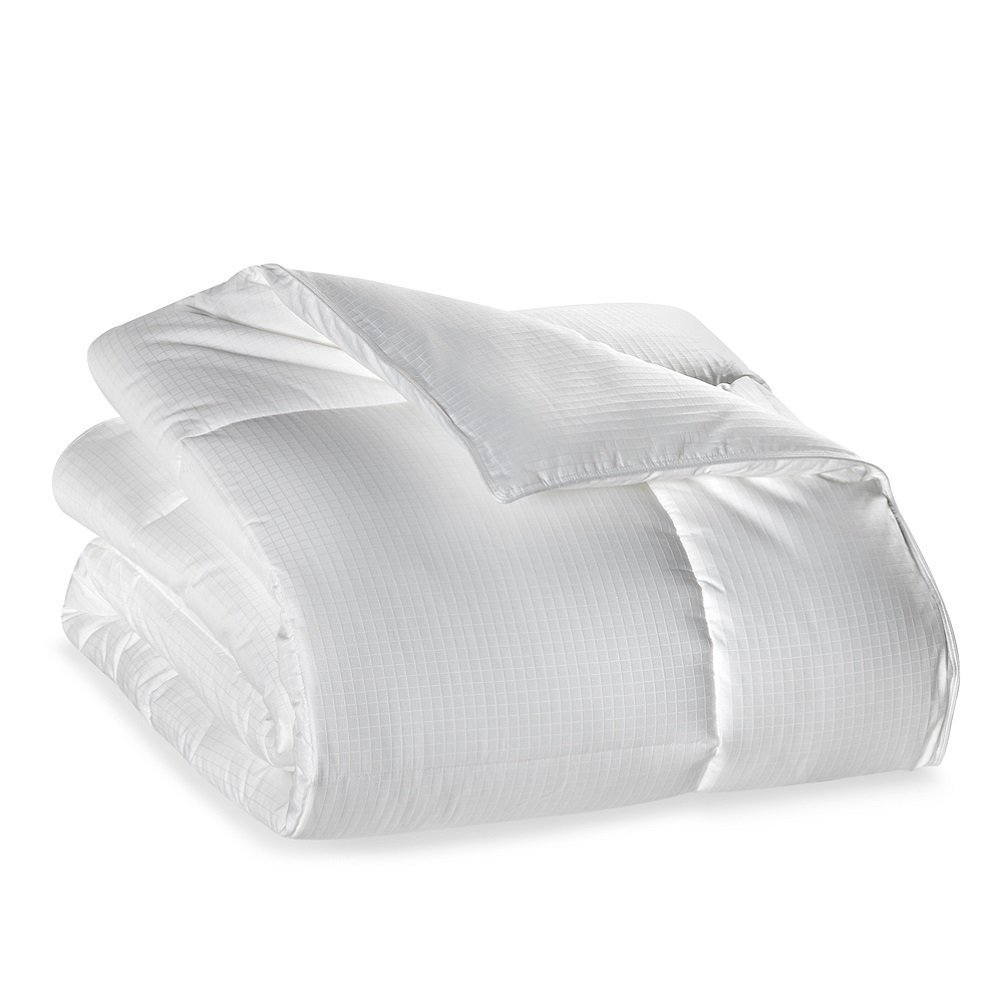 Luxlen Seasons Light 400 Thread Count Cotton Down Alternative Comforter, Queen