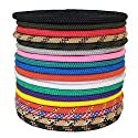 "SGT KNOTS 1/4"", 3/8"", 5/8"" Utility Rope Made in USA - Several Colors & Lengths (Navy Blue - 1/4""x300')"