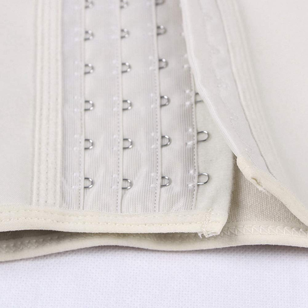 AMURAO Latex Taille Cincher Kompression Body Shaper F/ür Frauen Weste Shapewear Fajas Reductoras Body Plus Gr/ö/ße