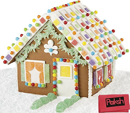 Christmas Bundle Unassembled Christmas Gingerbread House