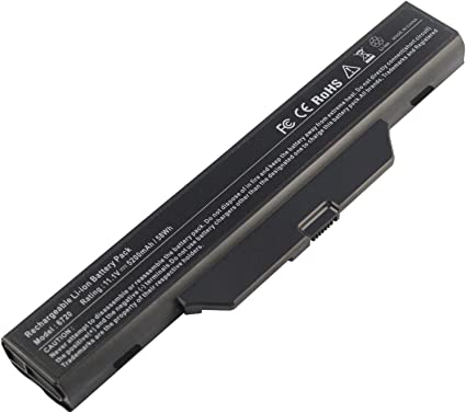 ASUNCELL Batería del Ordenador portátil para HP 550 Compaq 610 ...