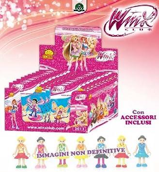 Giochi Preziosi Winx Club - Mini Doll Magiche Amiche - Bustina Merchandising: Giochi Preziosi: Amazon.es: Deportes y aire libre