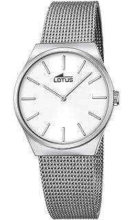 ade44e5e0417 Lotus 18288 1 - Reloj analógico con Mecanismo de Cuarzo para Mujer (Esfera y