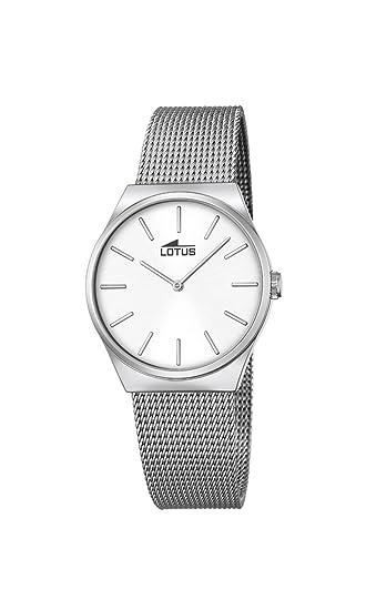 844912070186 Lotus 18288 1 - Reloj analógico con Mecanismo de Cuarzo para Mujer (Esfera y