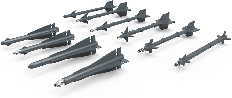 MENG-Model SPS-043 U.S.Short-range Air-to-air Missiles in 1:48