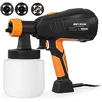 Meterk 800ml/min HVLP Electric Paint Sprayer