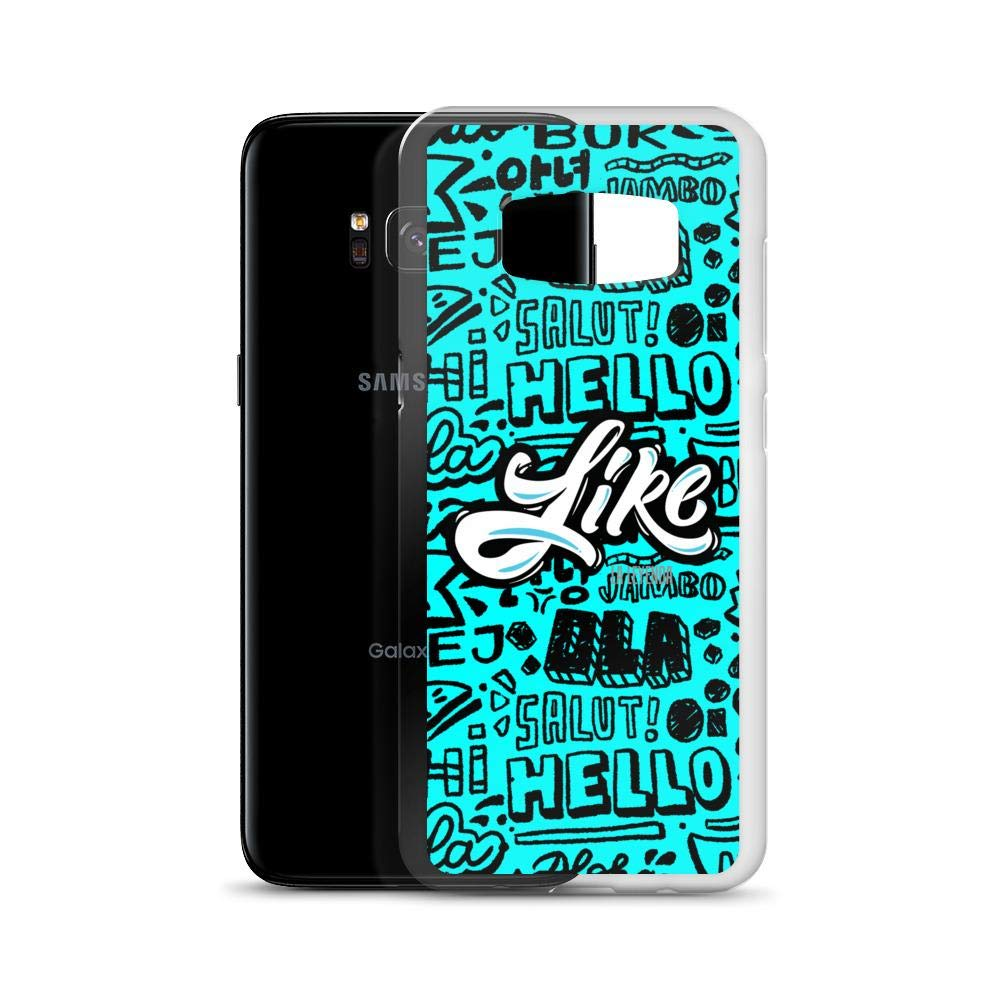 Amazon.com: Like La Leyenda Greeting Samsung Galaxy Case ...