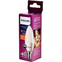 Philips LEDCandle 40W B35 E14 Sarı Işık