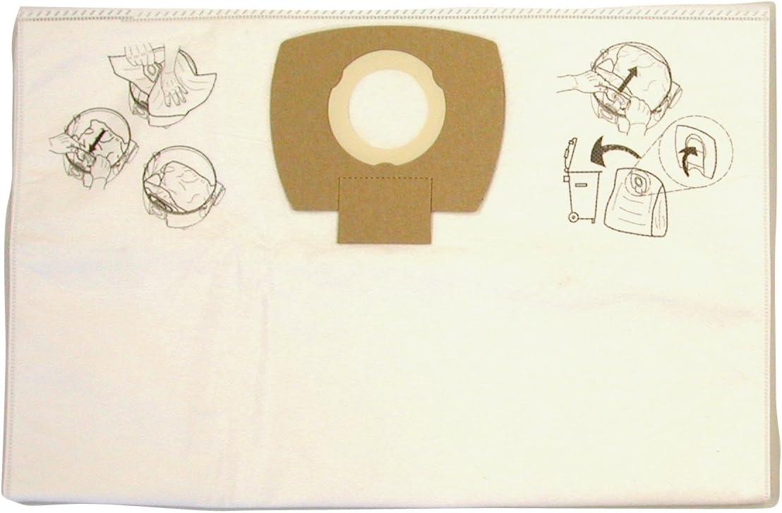 10x Sacs à poussière papier pour Krups 923,927,928,929,930 Compact