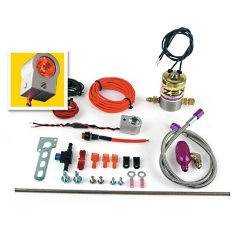 Zex COMP Cams 82010R Nitrous Purge Kit Red