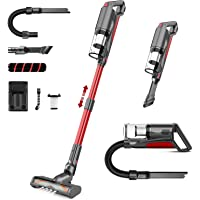 Cordless Vacuum Cleaner,whall 22000pa 5 in 1 Cordless Stick Vacuum Cleaner,250W Brushless Motor,up to 53 Mins Runtime…