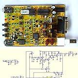 BELONG 51 Super RM Rock QRP CW Transceiver HAM Radio Shortwave Telegraph DIY kit C1-007