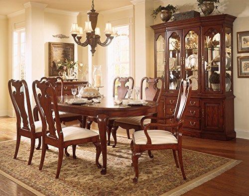 American Drew Cherry Grove 7 Piece Formal Dining Room Set in Cherry