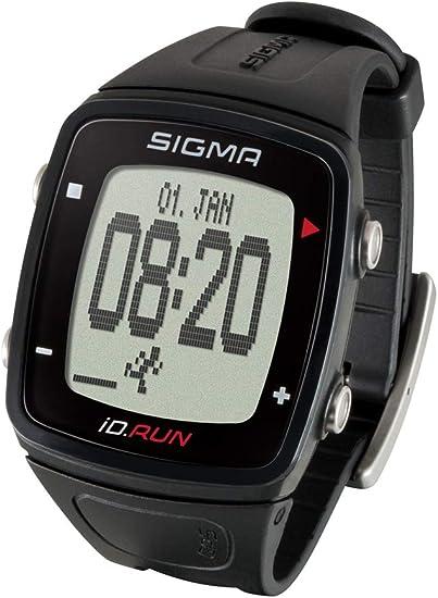 Sigma 24800 Reloj de Actividad, Negro: Amazon.es: Deportes y aire ...