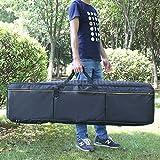 Portable 88-Key Keyboard Electric Piano Padded Case Gig Bag C0K2