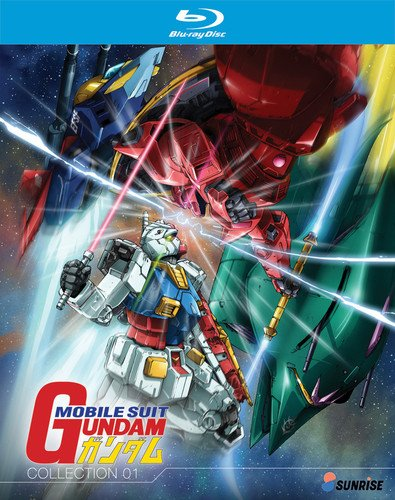 (Mobile Suit Gundam (First Gundam) Part 1 Blu-ray Collection )