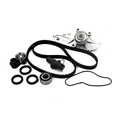 Engine Timing Belt Kit Water Pump Fits 2003-2009 3 5L 3 7L