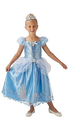 67e2d69648302 Rubies Officielle Disney Princesse Cendrillon Costume pour Enfant ...