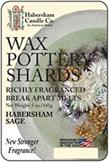 product image for Habersham Sage Wax Pottery Shards