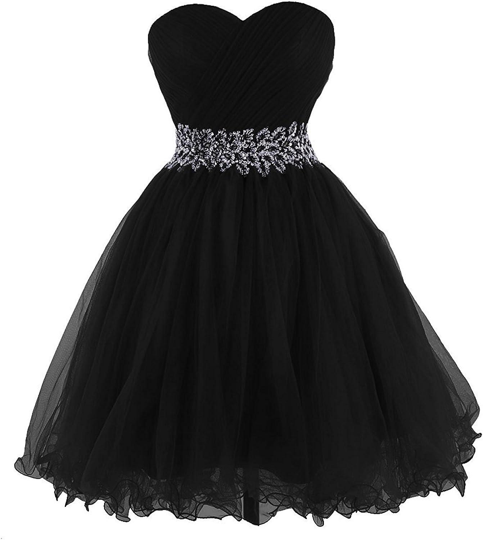 short strapless black short strapless prom dresses